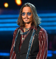 'Lone Ranger' star Johnny Depp has revealed he is almost completely blind in one eye