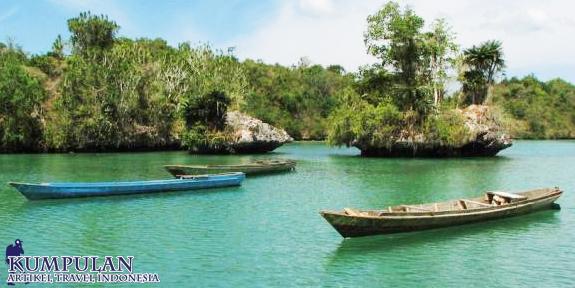 Danau Air Asin Napabale