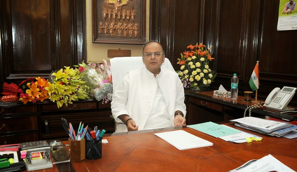 Arun Jaitley (Finance Minister)