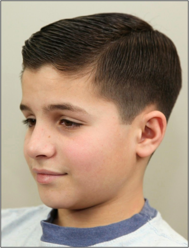 Cool Cute Hairstyles for Boys - Health care, beauty tips...