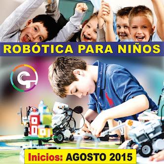 INICIOS: AGOSTO 2015