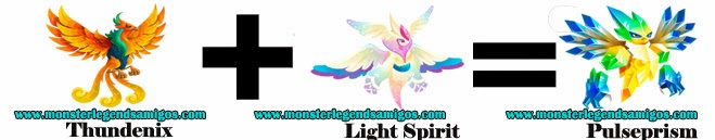 como obtener el monster pulseprism en monster legends formula 3