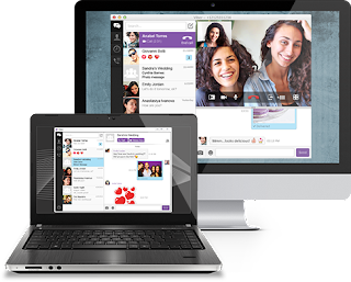 تحميل برنامج فايبر لجميع الاجهزة والهواتف الذكية مجاناً 3.1.5 Viper for all devices and phones
