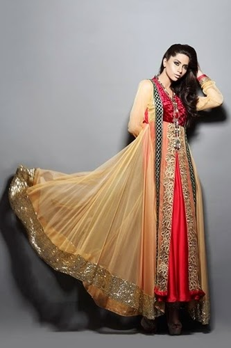 party wear trends 2014 in pakistan pakistani party wear
