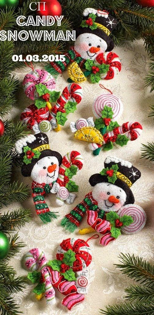 СП Candy Snowman