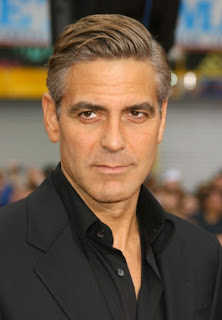 American Actor George Clooney Hot Photo wallpapers 2012
