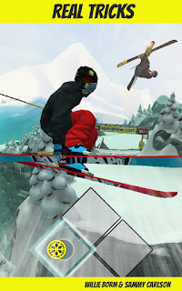 APO Snow v1.0.4 APK: game thể thao trượt tuyết cho android