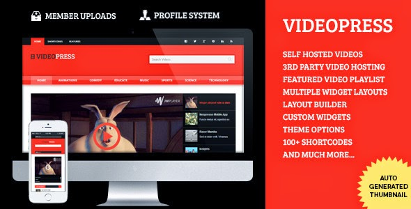 download video theme