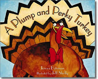 Preschool turkey books and activities for November