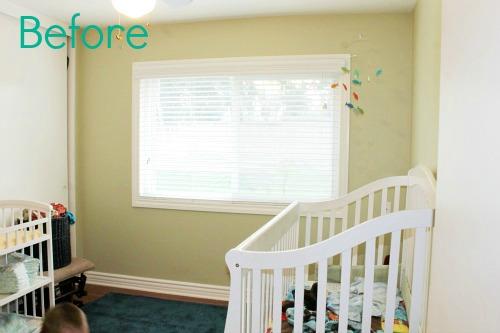 "Cute, bright boy's room ""after"", nautical theme! #nautical #boys_room"
