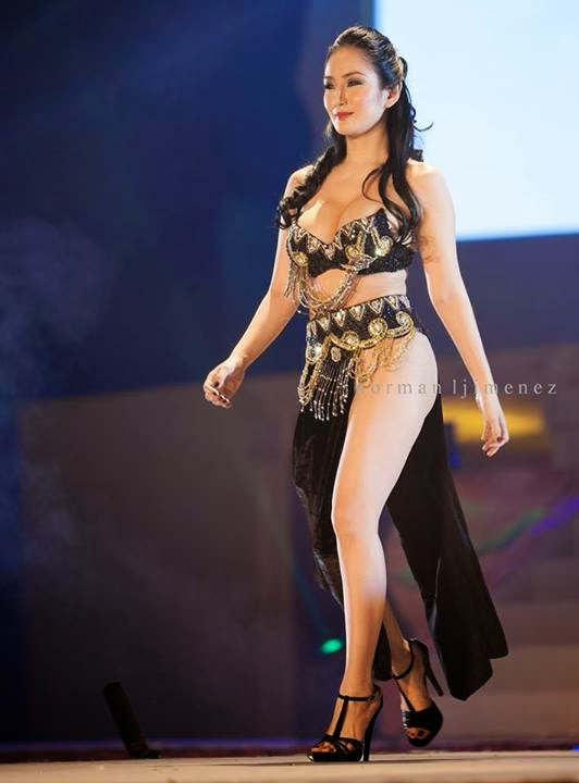 paulene so at fhm 100 sexiest victory party 2013