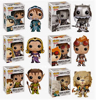 Magic the Gathering Funko Pops!