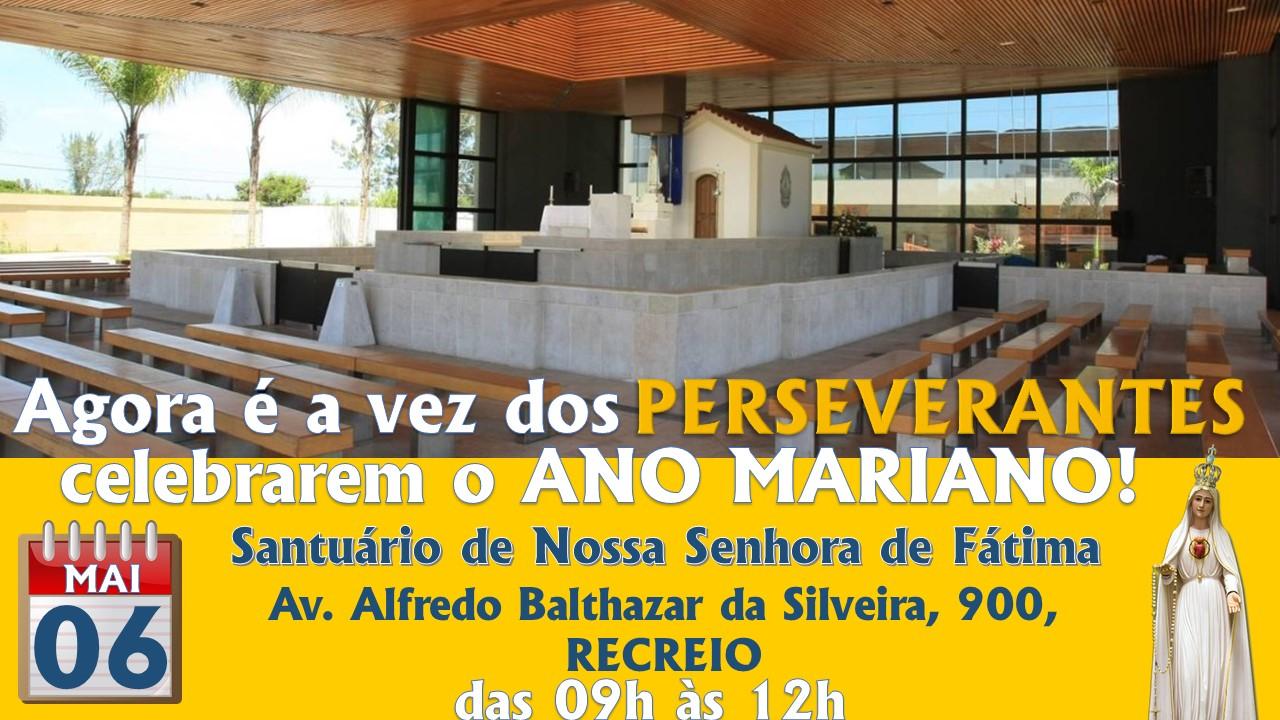 PEREGRINAÇÃO MARIANA DOS PERSEVERANTES