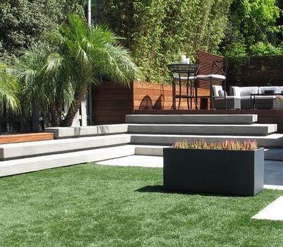 Fotos de terrazas terrazas y jardines terrazas en for Jardines en terrazas