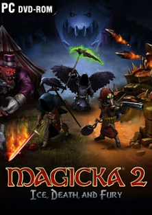 Free Download Games Magicka 2 Ice, Death and Fury For PC