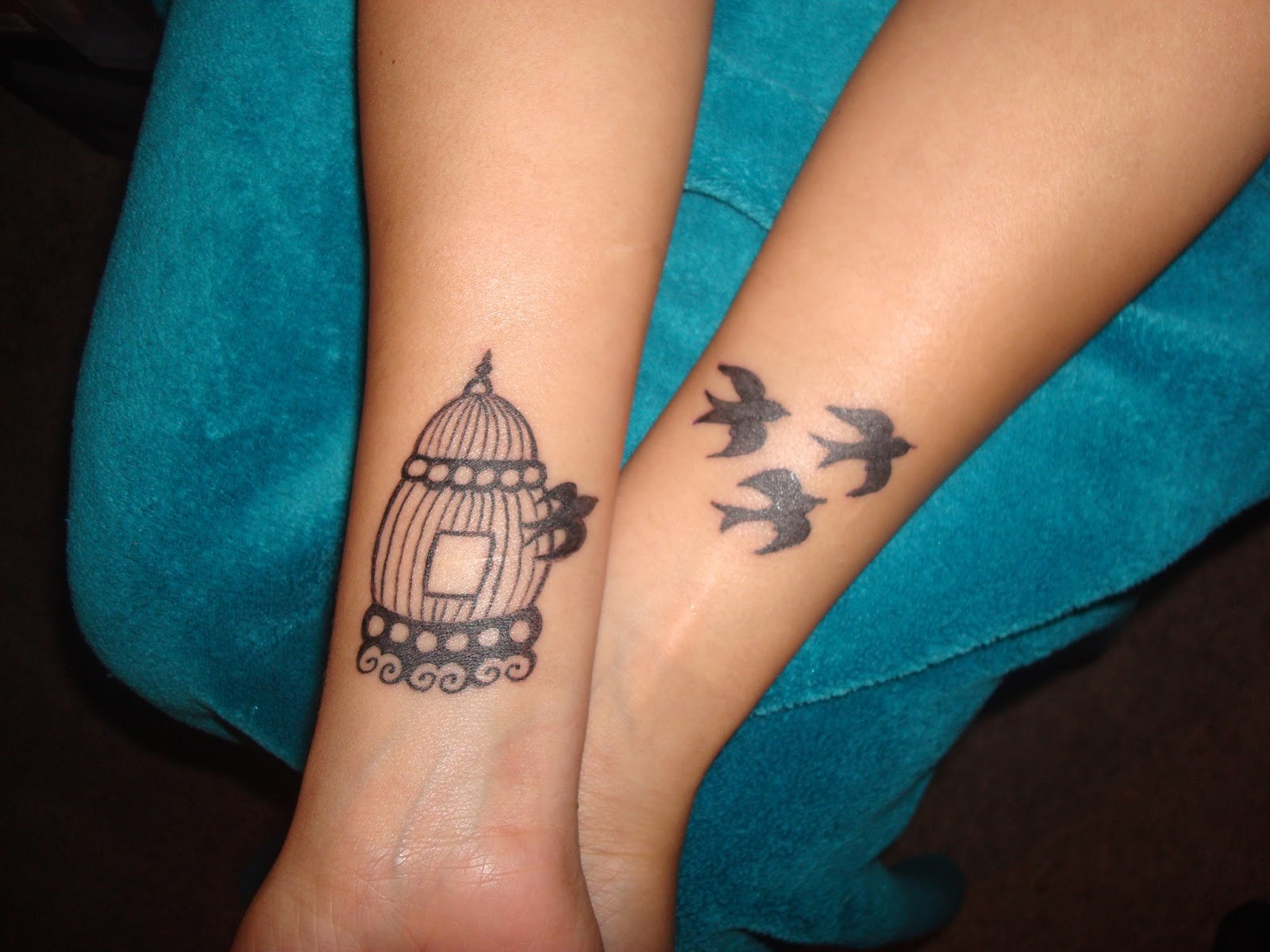 Related: Bird Tattoo , Bird Flying From Cage Tattoo Meaning , Bird ...