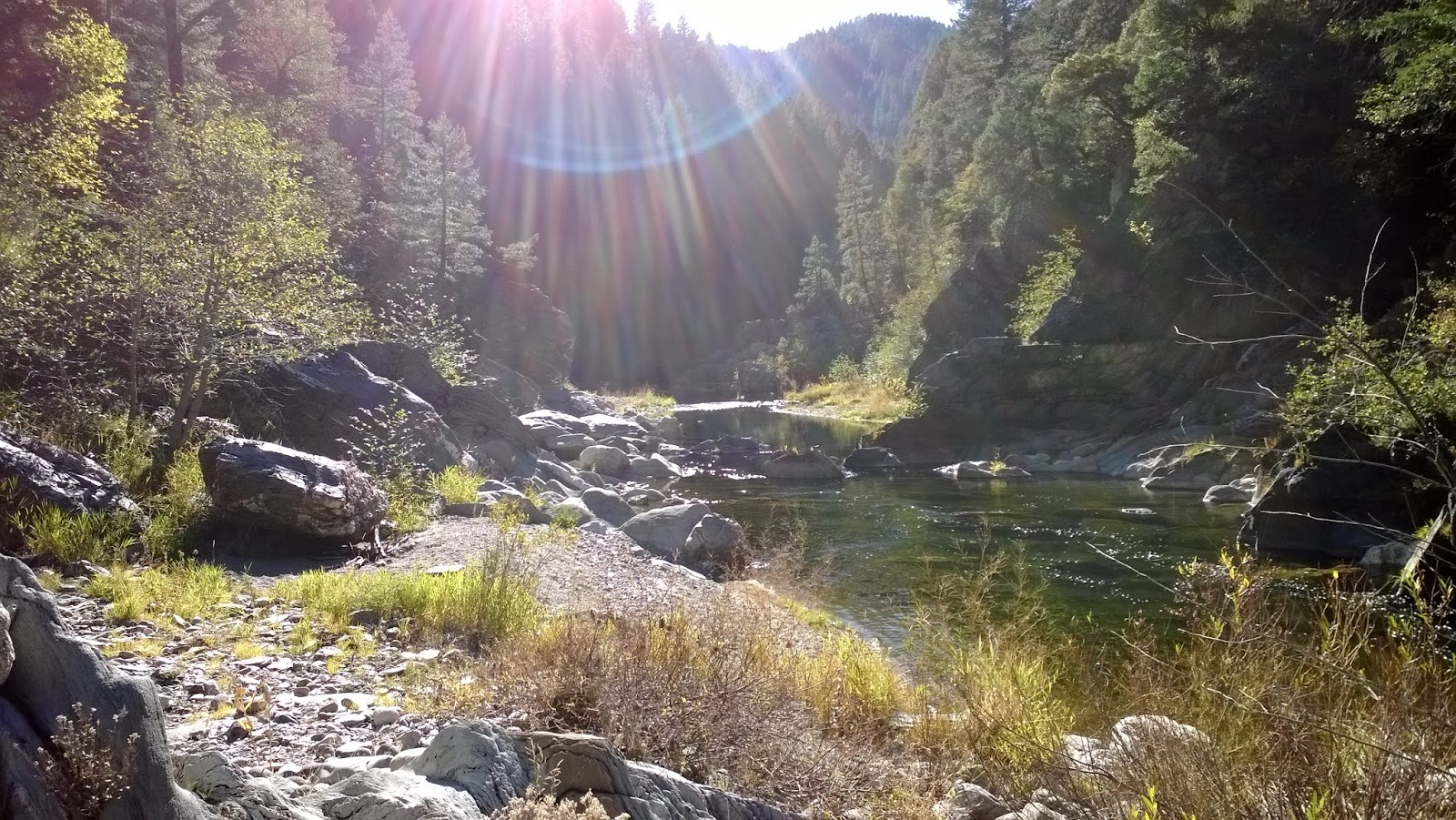 Keep Calm And Fly Fish Feather River Middle Fork Fall In