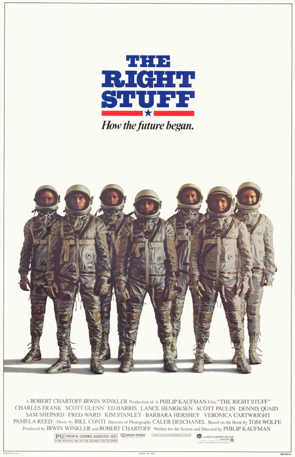 classic movies the right stuff 1983