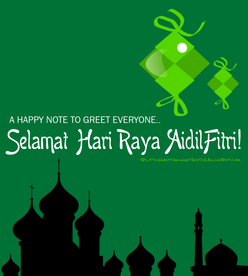 my hari raya celebration Celebrating hari raya the traditional way the raya celebration will certainly be more beautiful when traditions are incorporated into it selamat hari raya aidilfitri.
