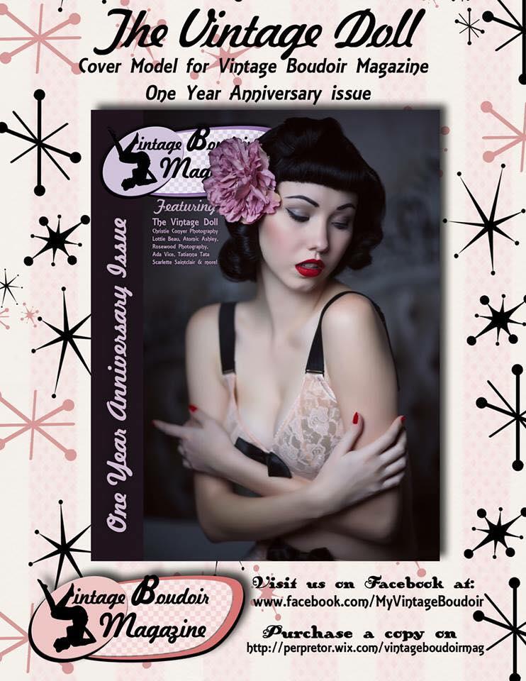 Vintage Boudoir Magazine