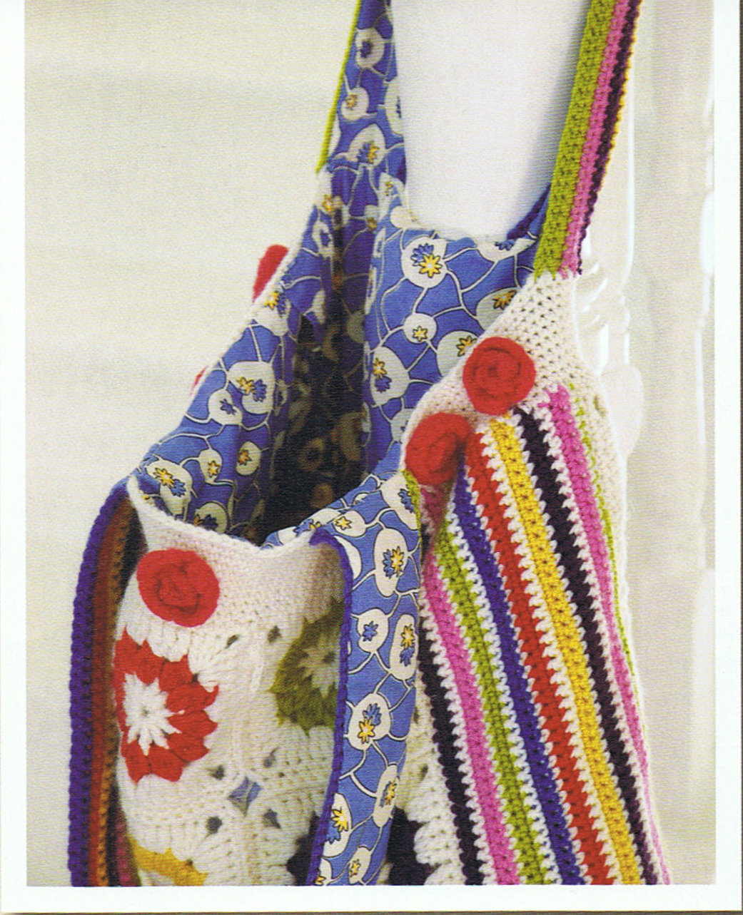 image geek chic crochet nicki trench patterns granny square bag felted