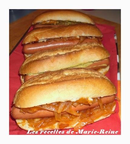 Recette de hot dogs maisons recettes ivoiriennes cuisine - Recette de cuisine ivoirienne gratuite ...
