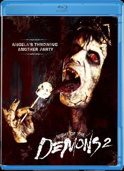 Night of the Demons 2 - Blu-ray Review - Olive Films
