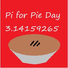 Freebies on pie day
