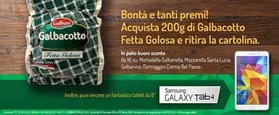 Galbacotto Fetta golosa contest