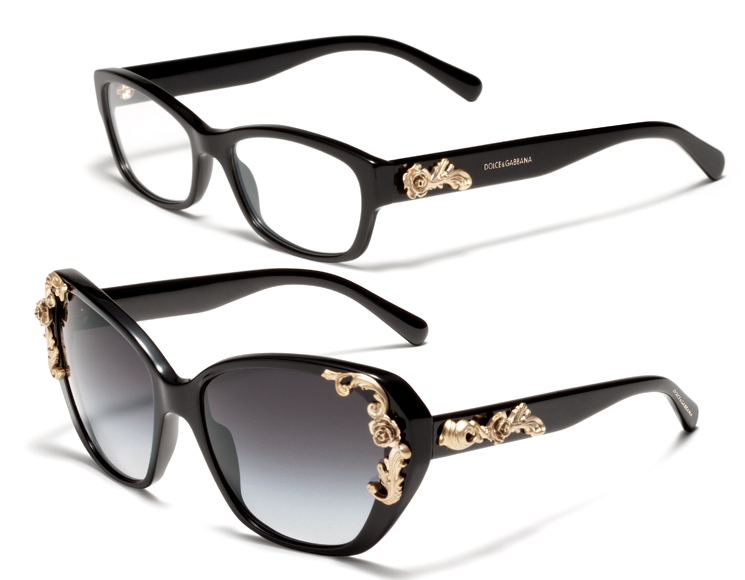MaryAnne...: DOLCE AND GABBANA LAUNCH EYEWEAR