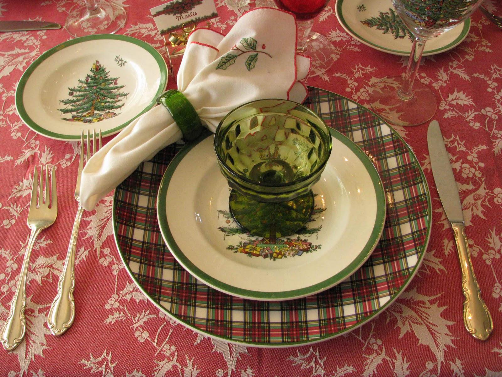 Creative Journeys: Tartan for Christmas