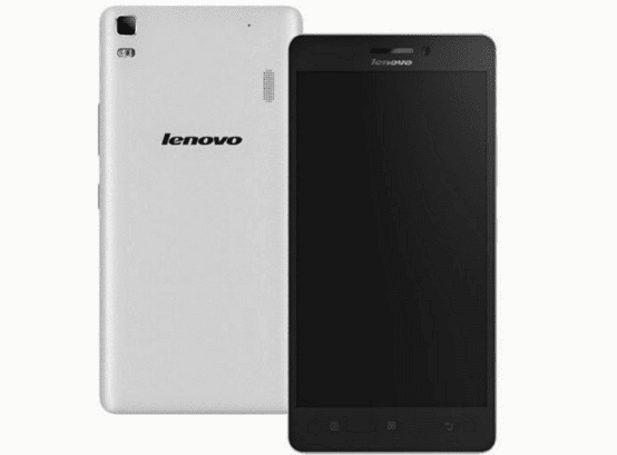 3. Lenovo A6000 Plus