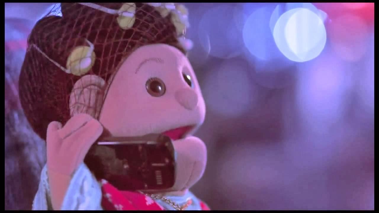 شركة «فودافون»، إعلان «شريحة المرحوم» وسيلة إيضاح كوميدية ساخرة تتناسب مع صفات الشخصية الكوميدية الكرتونية «أبلة فاهيتا»