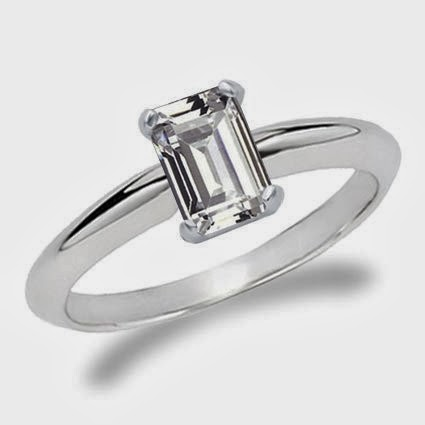 best emerald cut engagement rings for fashion design