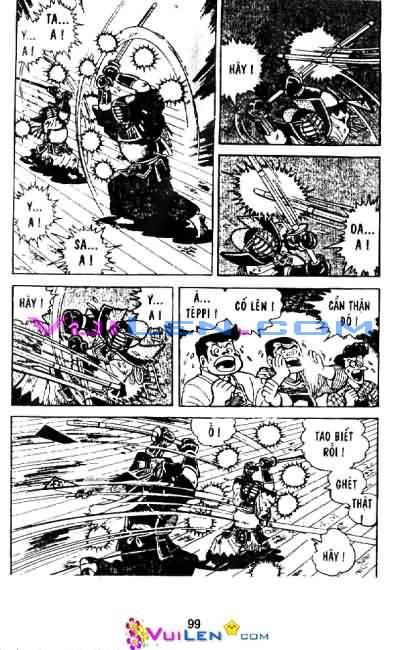 Siêu quậy Teppi chap 29 - Trang 100
