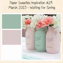 Paper Sweeties March Inspiration Challenge!