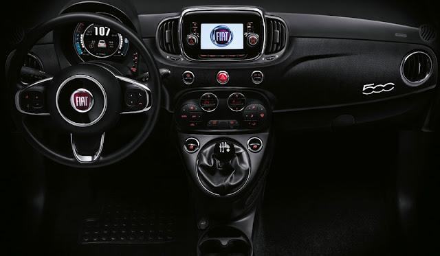 Fiat 500 Facelift Mopar Tuning