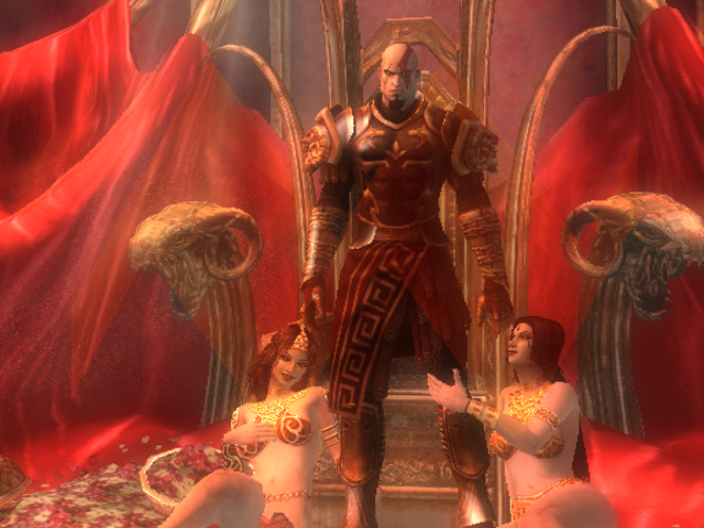 God Of War 2 Full RIP | MASTERkreatif