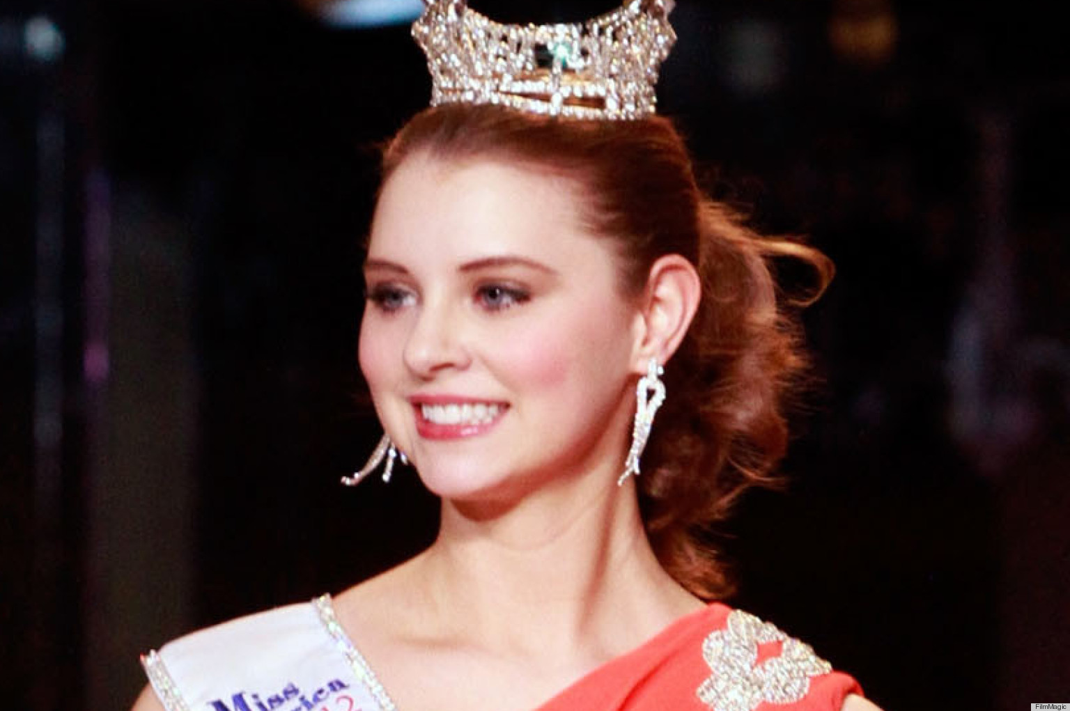 Miss Montana America 2013 Alexis Wineman Autism Autistic