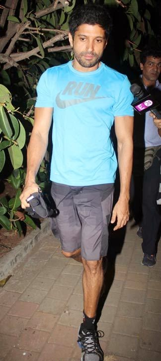 Farhan Akhtar Latest Images