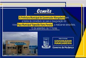 GOVERNADOR MANGABEIRA-BAHIA PREFEITURA MUNICIPAL