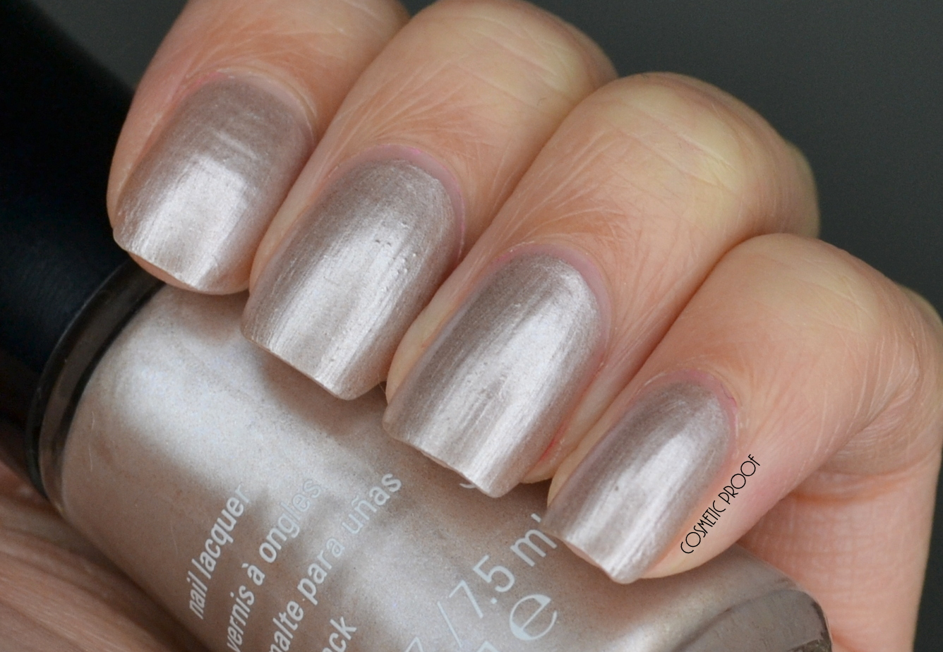 NAILS   Mary Kay Fall Nail Lacquer in Polished Pearls and Berry ...