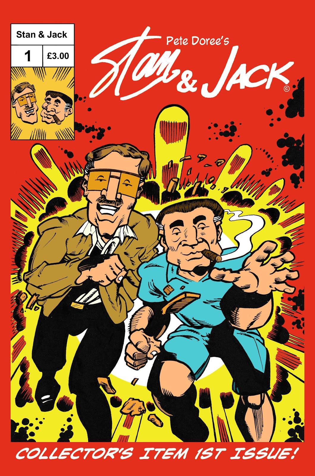 Read Stan & Jack #1!