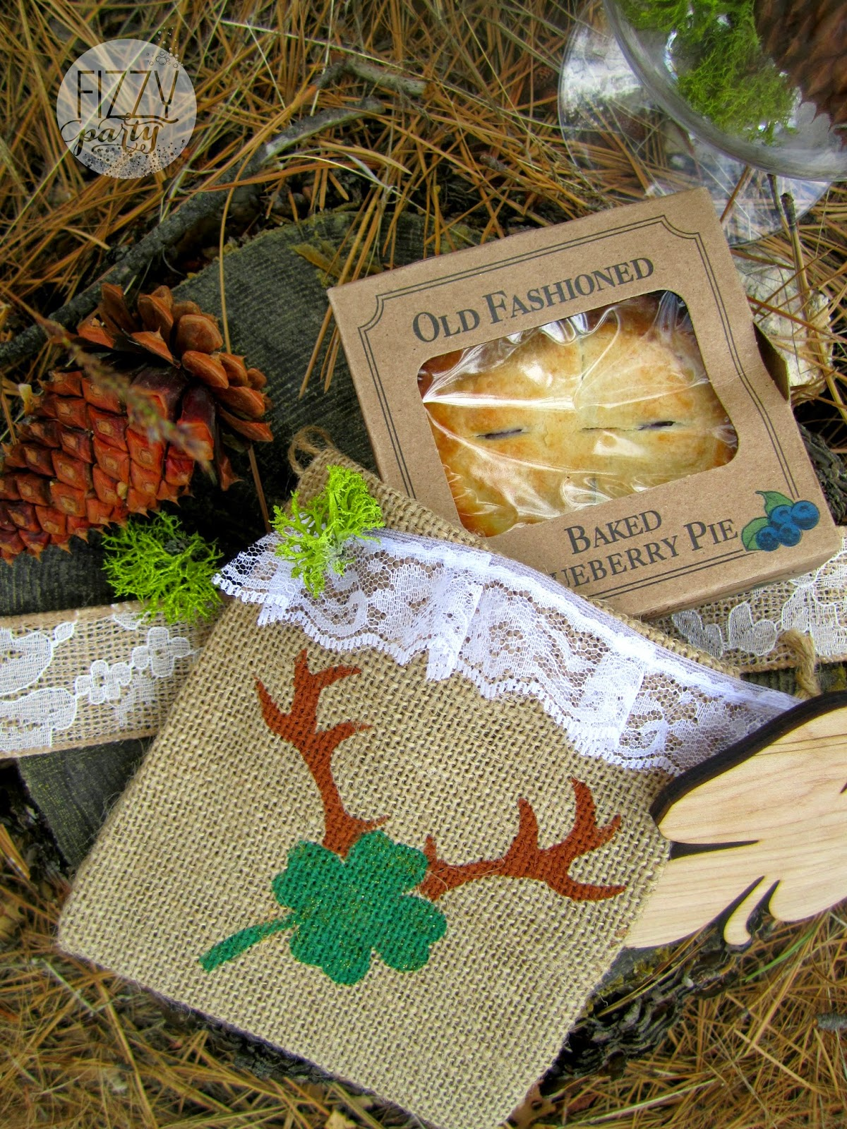 Irish Elk St. Patricks Day Party by Fizzy Party