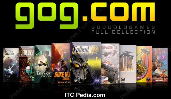Ultimate GOG Collection + Full Extras (109 games) (Full Rip) (S-T)