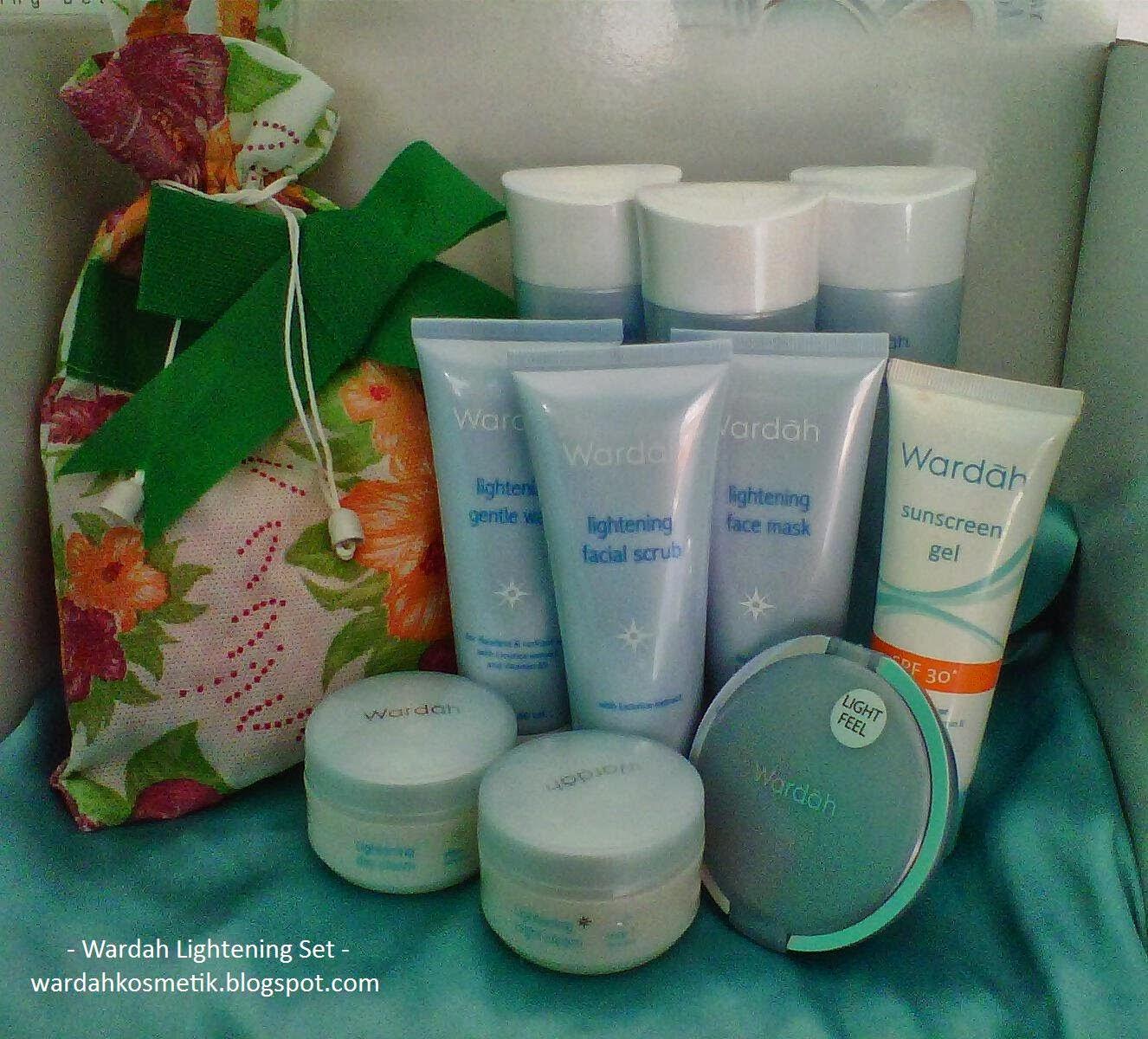 Wardah Cosmetics Lightening Facial Mask 60ml