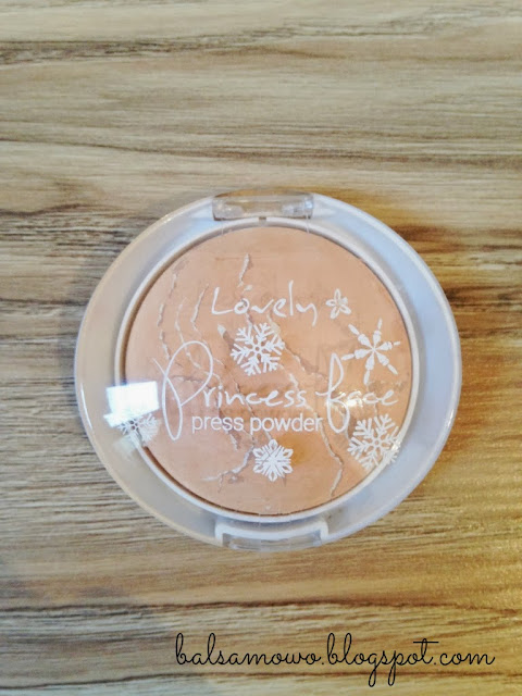 Lovely: Puder Princess Face