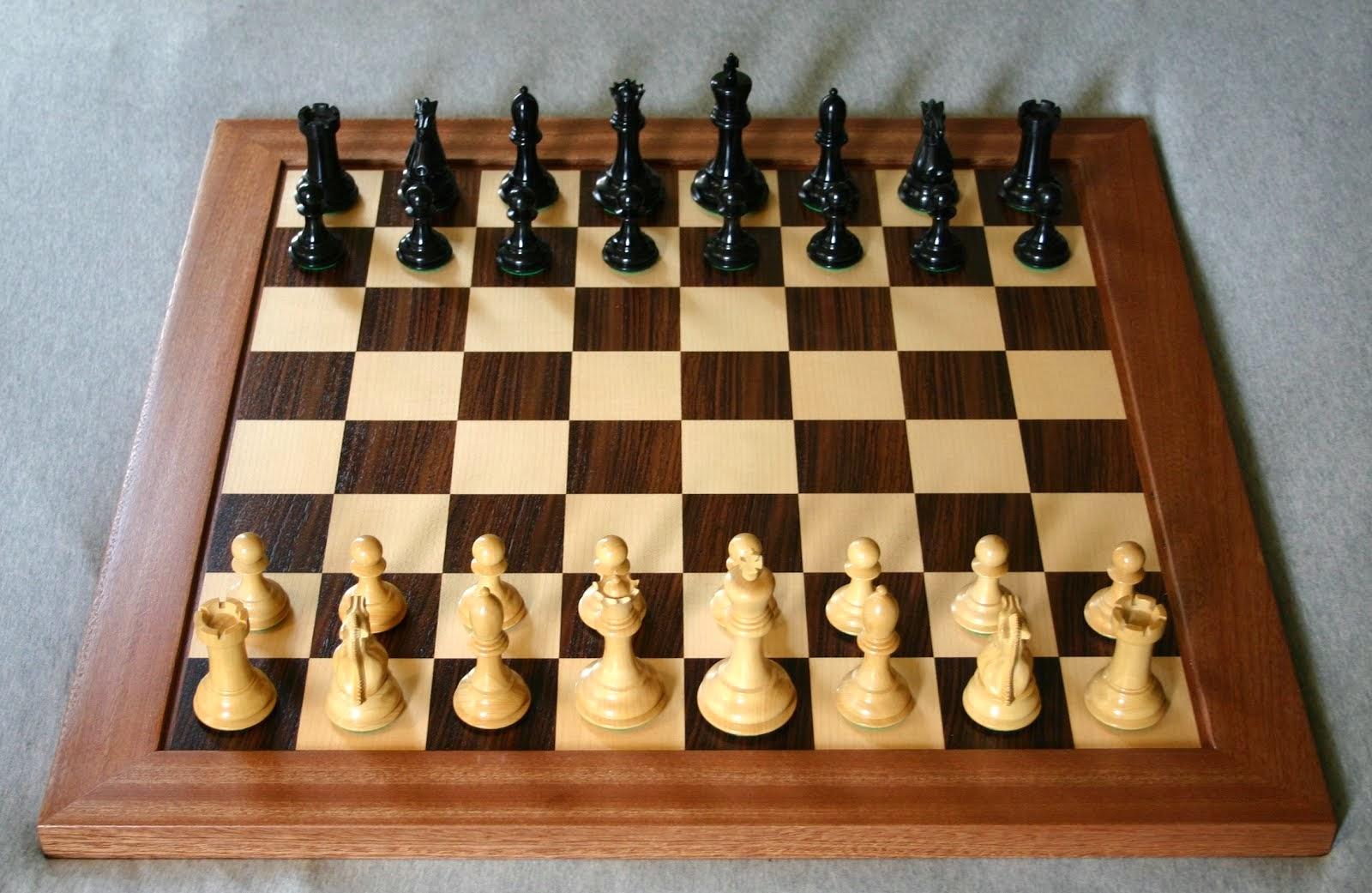 Παίζουμε σκάκι;