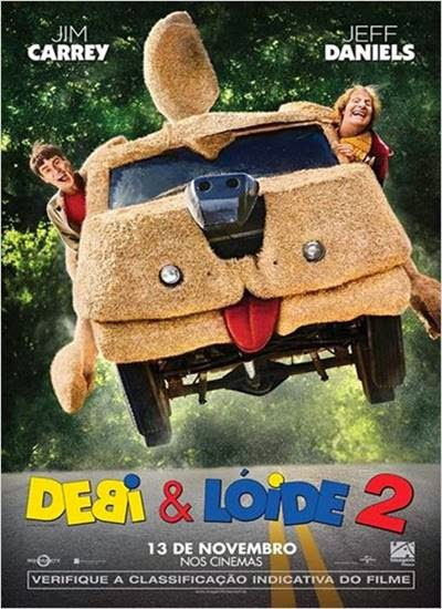 Download Debi e Lóide 2 AVI + RMVB Dublado HDRip Torrent