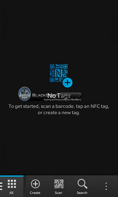 Esta vez les mostramos como es la Interfaz de usuario en la función NFC en el BlackBerry 10, Estas capturas nos llegan por parte de los amigos de BlackBerryEmpire donde nos muestran unas capturas la cuales muestran la tecnología NFC de BlackBerry 10. Si nos fijamos en las imágenes de abajo podrás ver todo lo que puedes hacer con la tecnología NFC en BlackBerry 10. Fuente:mundoberry